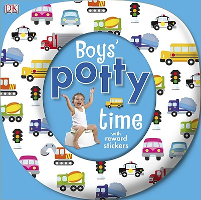 Boy's Potty Time By Calver, Susan/ Quasha, Jennifer (EDT)/ King, Dave (PHT)
